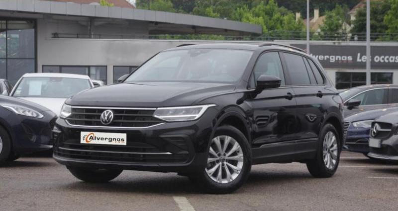 Volkswagen Tiguan II (2) 2.0 TDI 150 BLUEMOTION TECHNOLOGY LIFE DSG7 Noir occasion à Chambourcy