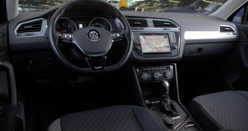 Volkswagen Tiguan II 2.0 TDI 150 BLUEMOTION TECHNOLOGY CONFORTLINE BUSINESS 4M Noir occasion à Chambourcy - photo n°2