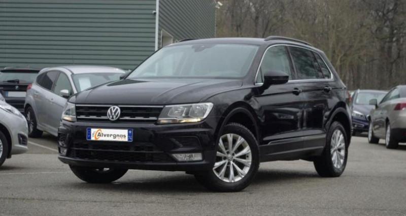Volkswagen Tiguan II 2.0 TDI 150 BLUEMOTION TECHNOLOGY CONFORTLINE BUSINESS 4M Noir occasion à Chambourcy