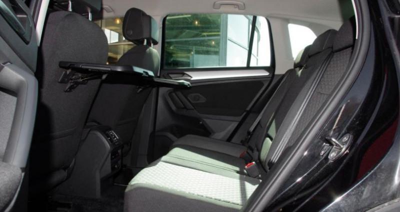 Volkswagen Tiguan II 2.0 TDI 150 BLUEMOTION TECHNOLOGY CONFORTLINE BUSINESS 4M Noir occasion à Chambourcy - photo n°4