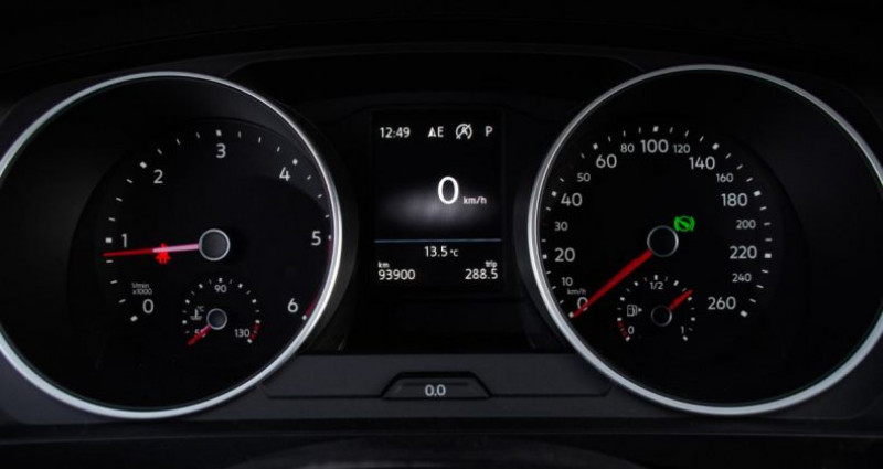 Volkswagen Tiguan II 2.0 TDI 150 BLUEMOTION TECHNOLOGY CONFORTLINE BUSINESS 4M Noir occasion à Chambourcy - photo n°5