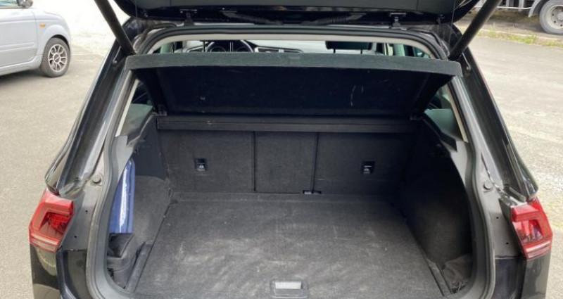 Volkswagen Tiguan II 2.0 TDI 150ch Sound DSG7 Noir occasion à AVRILLE - photo n°7