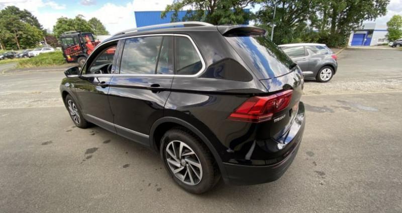 Volkswagen Tiguan II 2.0 TDI 150ch Sound DSG7 Noir occasion à AVRILLE - photo n°5