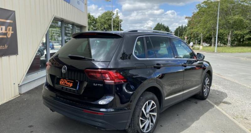 Volkswagen Tiguan II 2.0 TDI 150ch Sound DSG7 Noir occasion à AVRILLE - photo n°4
