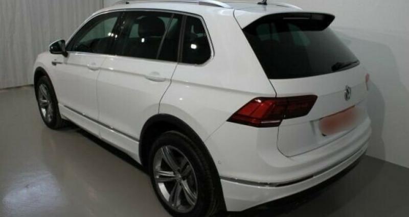 Volkswagen Tiguan II 2.0 TSI 180ch Blanc occasion à Boulogne-Billancourt - photo n°2