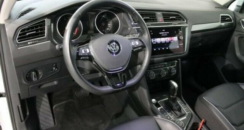 Volkswagen Tiguan II 2.0 TSI 180ch Blanc occasion à Boulogne-Billancourt - photo n°5