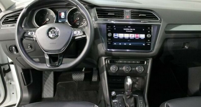 Volkswagen Tiguan II 2.0 TSI 180ch Blanc occasion à Boulogne-Billancourt - photo n°4