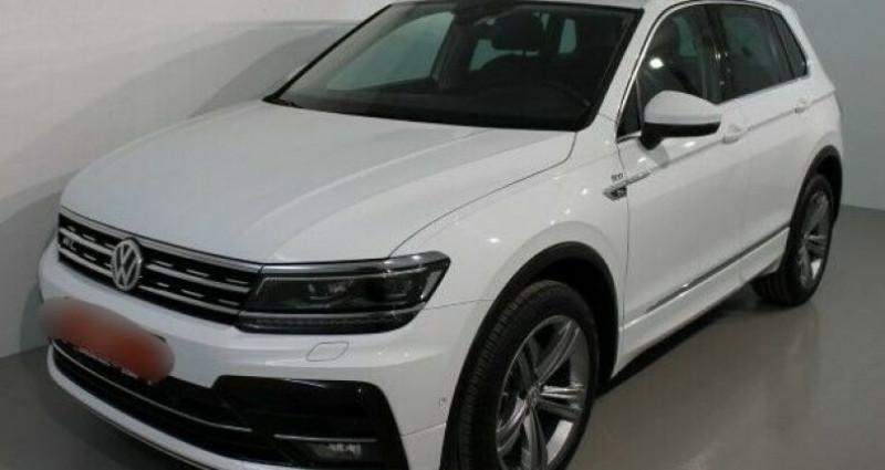 Volkswagen Tiguan II 2.0 TSI 180ch Blanc occasion à Boulogne-Billancourt