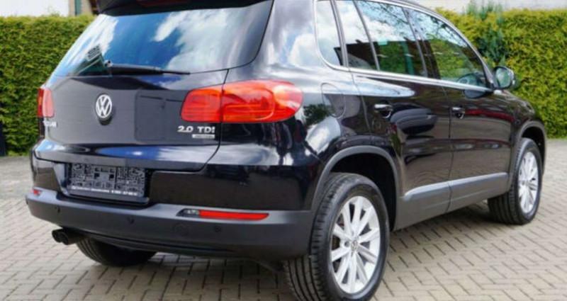Volkswagen Tiguan Sport & Style 2.0 tdi 140ch Noir occasion à LANESTER - photo n°5