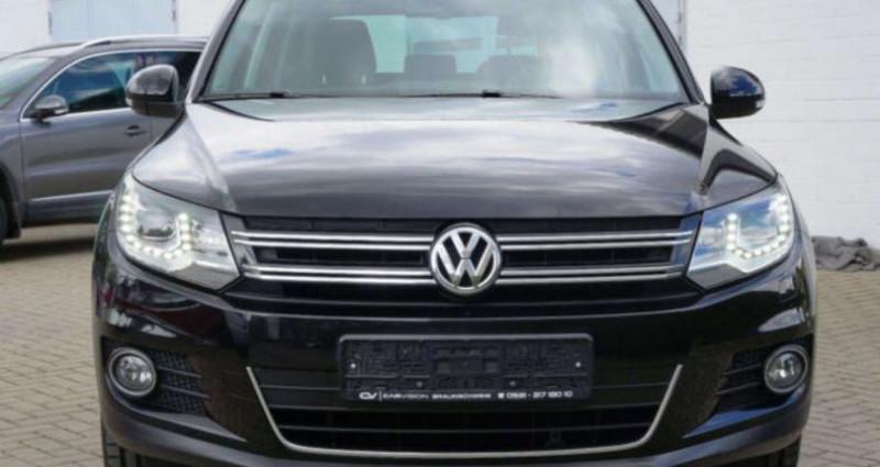 Volkswagen Tiguan Sport & Style 2.0 tdi 140ch Noir occasion à LANESTER - photo n°2