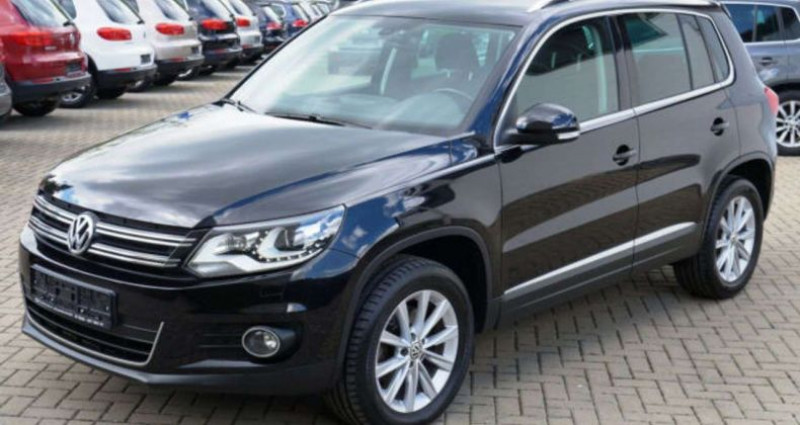 Volkswagen Tiguan Sport & Style 2.0 tdi 140ch Noir occasion à LANESTER