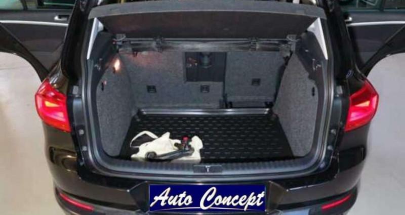 Volkswagen Tiguan TDI 2.0 140ch Noir occasion à LANESTER - photo n°4