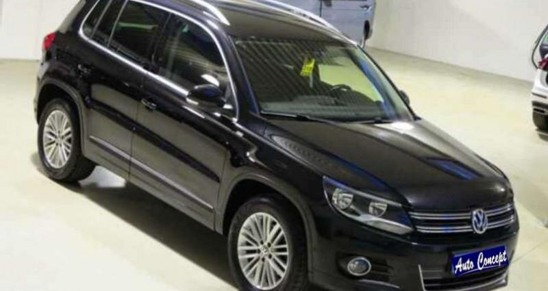 Volkswagen Tiguan TDI 2.0 140ch Noir occasion à LANESTER - photo n°3