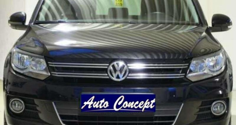 Volkswagen Tiguan TDI 2.0 140ch Noir occasion à LANESTER - photo n°2
