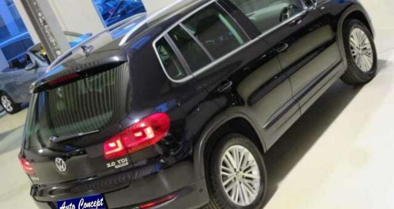 Volkswagen Tiguan TDI 2.0 140ch Noir occasion à LANESTER - photo n°7