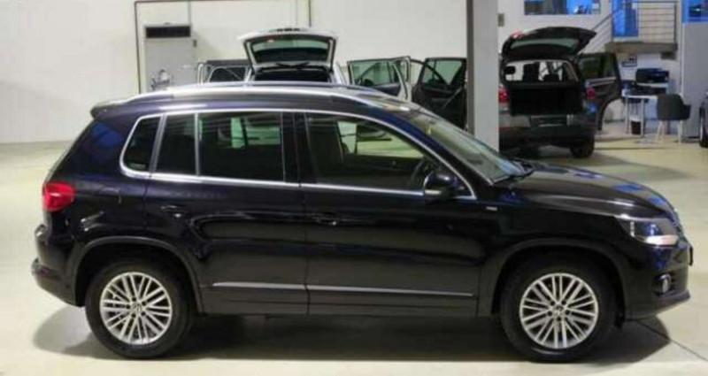 Volkswagen Tiguan TDI 2.0 140ch Noir occasion à LANESTER - photo n°6
