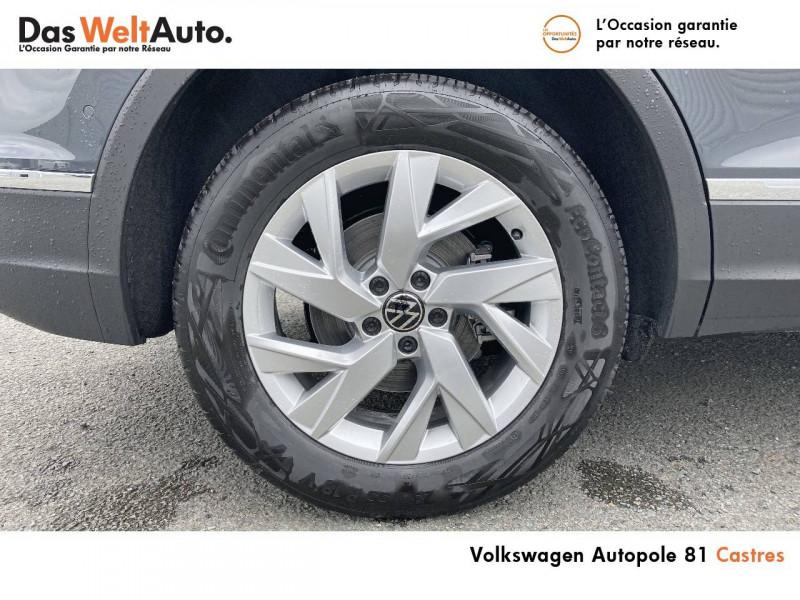 Volkswagen Tiguan Tiguan 1.4 eHybrid 245 DSG6 Elegance Exclusive 5p Gris occasion à Castres - photo n°9