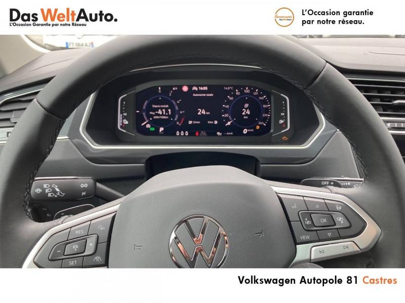 Volkswagen Tiguan Tiguan 1.4 eHybrid 245 DSG6 Elegance Exclusive 5p Gris occasion à Castres - photo n°10