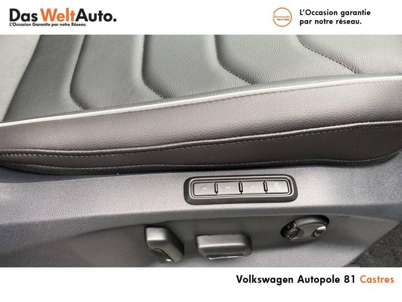 Volkswagen Tiguan Tiguan 1.4 eHybrid 245 DSG6 Elegance Exclusive 5p Gris occasion à Castres - photo n°8