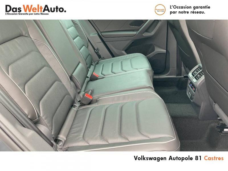 Volkswagen Tiguan Tiguan 1.4 eHybrid 245 DSG6 Elegance Exclusive 5p Gris occasion à Castres - photo n°7