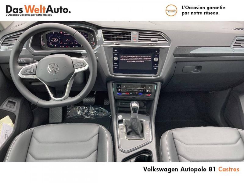 Volkswagen Tiguan Tiguan 1.4 eHybrid 245 DSG6 Elegance Exclusive 5p Gris occasion à Castres - photo n°5