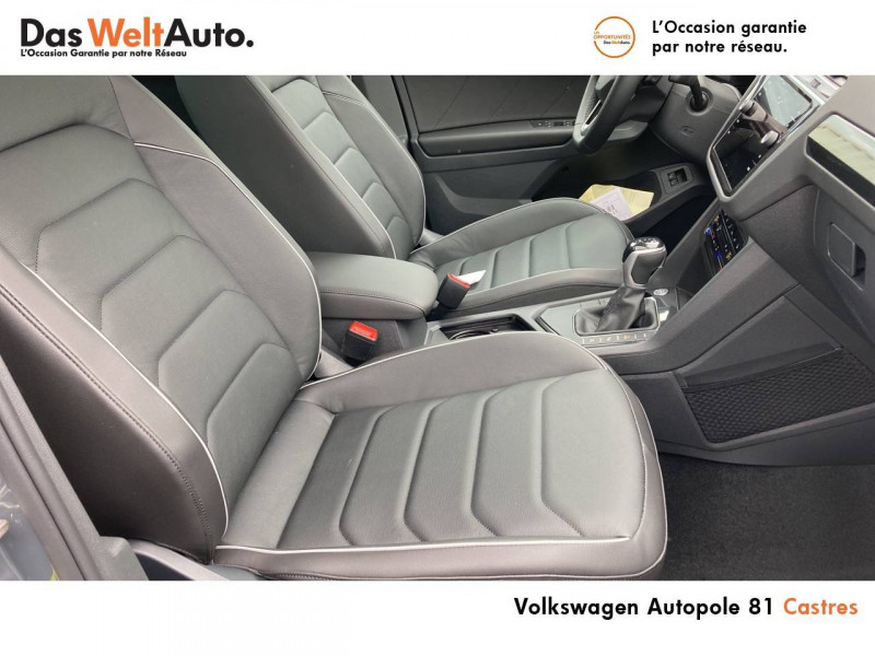 Volkswagen Tiguan Tiguan 1.4 eHybrid 245 DSG6 Elegance Exclusive 5p Gris occasion à Castres - photo n°6