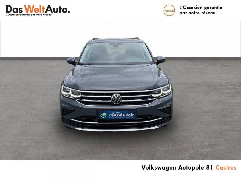 Volkswagen Tiguan Tiguan 1.4 eHybrid 245 DSG6 Elegance Exclusive 5p Gris occasion à Castres - photo n°2