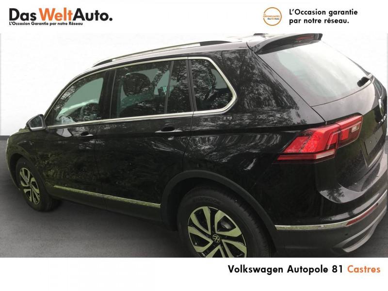 Volkswagen Tiguan Tiguan 2.0 TDI 150 DSG7 Active 5p Noir occasion à Castres - photo n°2