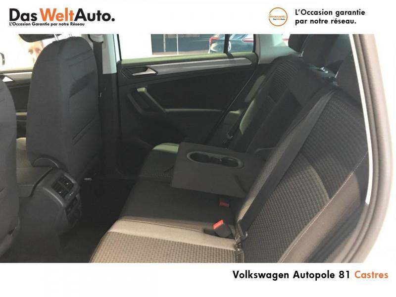 Volkswagen Tiguan Tiguan 2.0 TDI 150 DSG7 Active 5p Noir occasion à Castres - photo n°6
