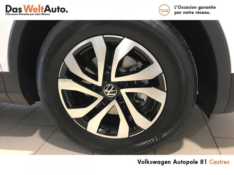 Volkswagen Tiguan Tiguan 2.0 TDI 150 DSG7 Active 5p Noir occasion à Castres - photo n°7