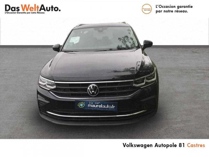 Volkswagen Tiguan Tiguan 2.0 TDI 150 DSG7 Active 5p Noir occasion à Castres