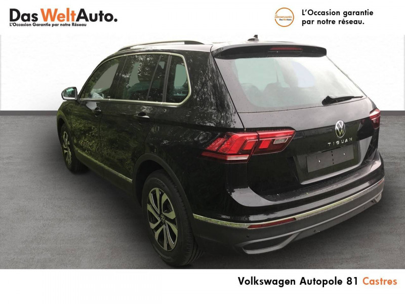 Volkswagen Tiguan Tiguan 2.0 TDI 150 DSG7 Active 5p Noir occasion à Castres - photo n°4