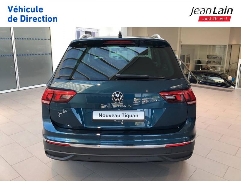 Volkswagen Tiguan Tiguan 2.0 TDI 150 DSG7 Active 5p  occasion à Grésy-sur-Aix - photo n°6