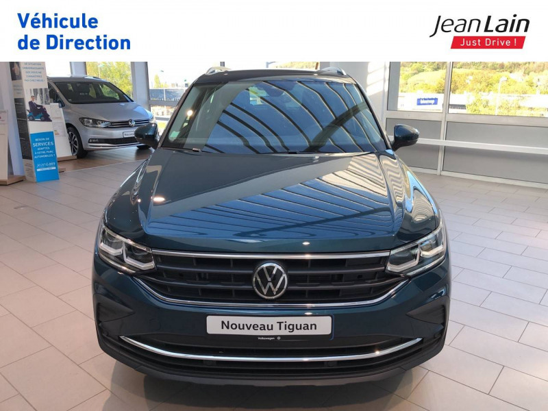 Volkswagen Tiguan Tiguan 2.0 TDI 150 DSG7 Active 5p  occasion à Grésy-sur-Aix - photo n°2