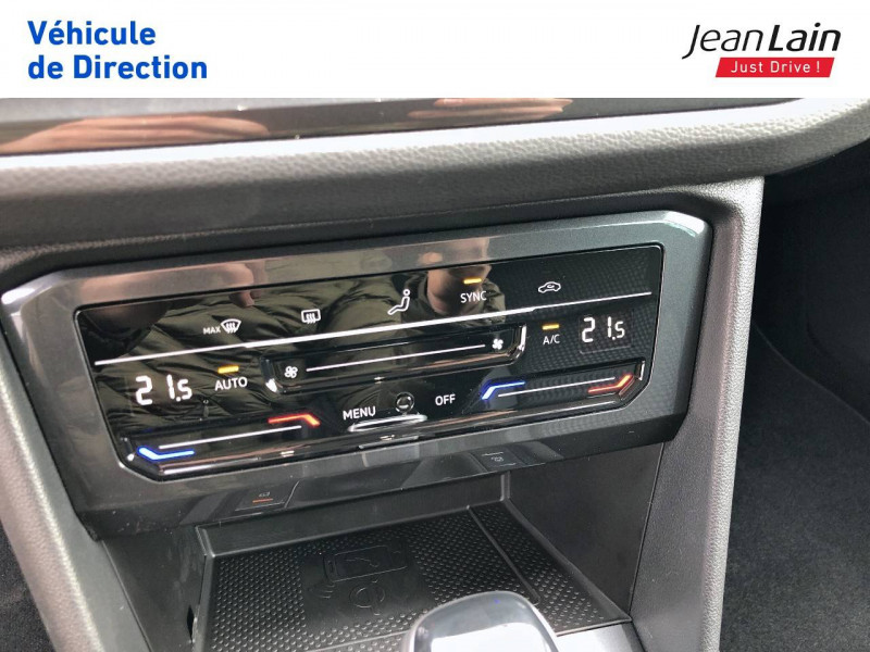Volkswagen Tiguan Tiguan 2.0 TDI 150 DSG7 Active 5p Noir occasion à Margencel - photo n°14