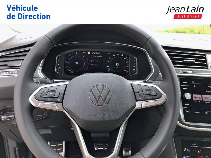 Volkswagen Tiguan Tiguan 2.0 TDI 150 DSG7 Active 5p Noir occasion à Ville-la-Grand - photo n°8