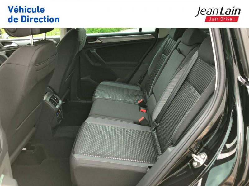 Volkswagen Tiguan Tiguan 2.0 TDI 150 DSG7 Active 5p Noir occasion à Ville-la-Grand - photo n°10