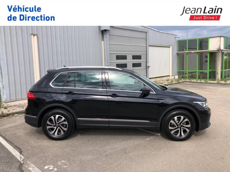 Volkswagen Tiguan Tiguan 2.0 TDI 150 DSG7 Active 5p Noir occasion à Ville-la-Grand - photo n°12