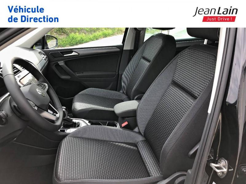 Volkswagen Tiguan Tiguan 2.0 TDI 150 DSG7 Active 5p Noir occasion à Margencel - photo n°11