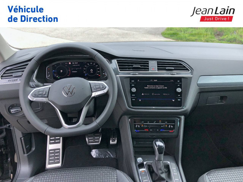 Volkswagen Tiguan Tiguan 2.0 TDI 150 DSG7 Active 5p Noir occasion à Ville-la-Grand - photo n°15