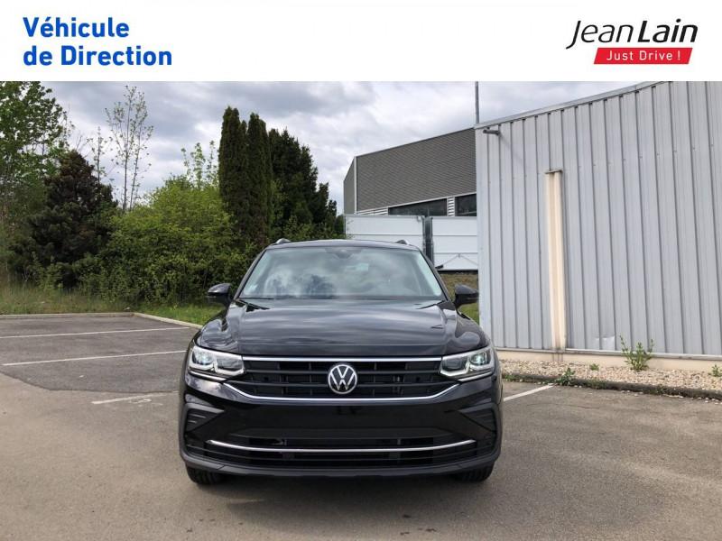 Volkswagen Tiguan Tiguan 2.0 TDI 150 DSG7 Active 5p Noir occasion à Ville-la-Grand - photo n°11