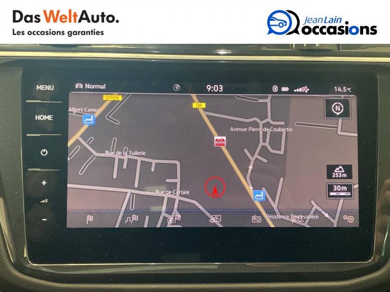 Volkswagen Tiguan Tiguan 2.0 TDI 150 DSG7 Carat Exclusive 5p Gris occasion à Seyssinet-Pariset - photo n°15