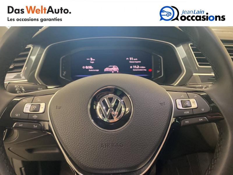 Volkswagen Tiguan Tiguan 2.0 TDI 150 DSG7 Carat Exclusive 5p Gris occasion à Seyssinet-Pariset - photo n°12