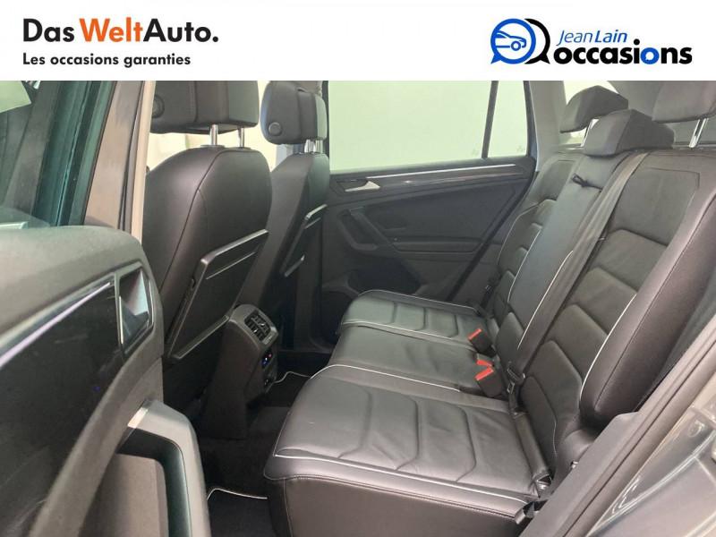 Volkswagen Tiguan Tiguan 2.0 TDI 150 DSG7 Carat Exclusive 5p Gris occasion à Seyssinet-Pariset - photo n°17