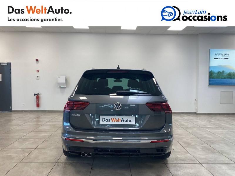 Volkswagen Tiguan Tiguan 2.0 TDI 150 DSG7 Carat Exclusive 5p Gris occasion à Seyssinet-Pariset - photo n°6