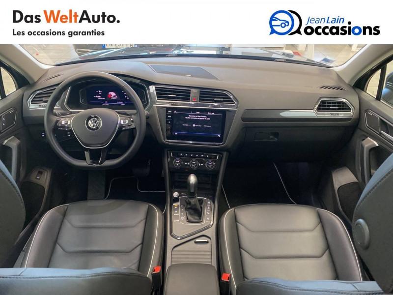 Volkswagen Tiguan Tiguan 2.0 TDI 150 DSG7 Carat Exclusive 5p Gris occasion à Seyssinet-Pariset - photo n°18