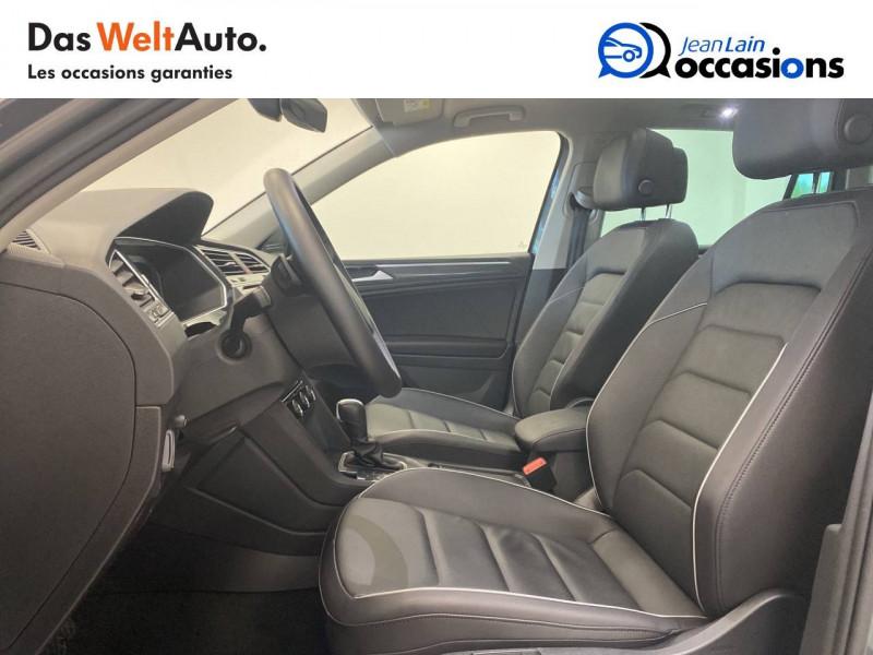 Volkswagen Tiguan Tiguan 2.0 TDI 150 DSG7 Carat Exclusive 5p Gris occasion à Seyssinet-Pariset - photo n°11