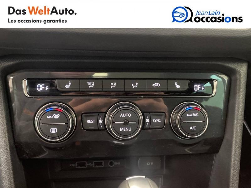Volkswagen Tiguan Tiguan 2.0 TDI 150 DSG7 Carat Exclusive 5p Gris occasion à Seyssinet-Pariset - photo n°14