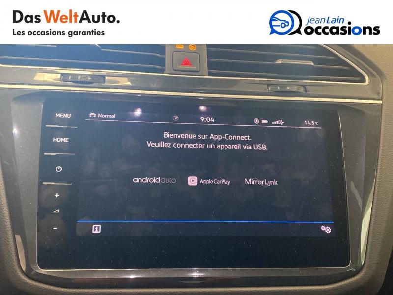 Volkswagen Tiguan Tiguan 2.0 TDI 150 DSG7 Carat Exclusive 5p Gris occasion à Seyssinet-Pariset - photo n°16