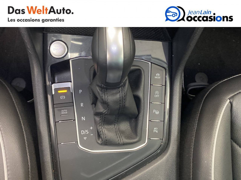 Volkswagen Tiguan Tiguan 2.0 TDI 150 DSG7 Carat Exclusive 5p Gris occasion à Seyssinet-Pariset - photo n°13